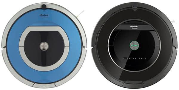 Roomba 790 vs 880