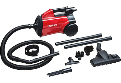 Sanitaire Sc3683a Detail Cleaning Commercial Vacuum Review