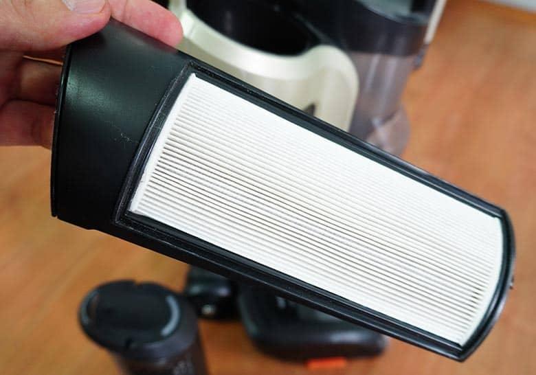 Shark ION P50 post motor filter