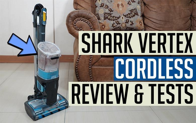 Shark Vertex Cordless review