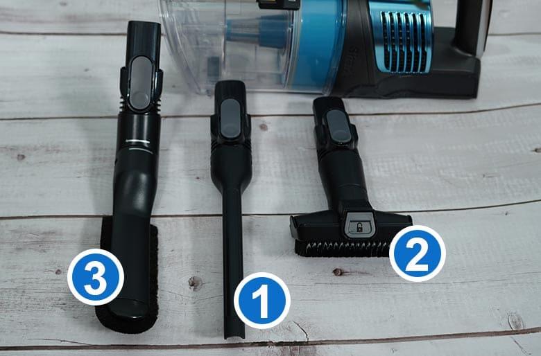 Shark Vertex cordless tools