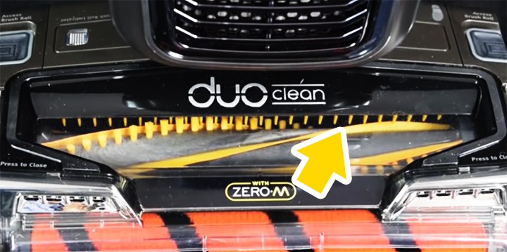 Shark DuoClean Zero-M Technology