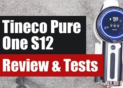 Tineco Pure One S12 Review