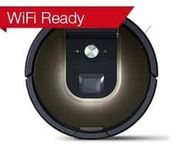 WiFi Ready Roomba 980