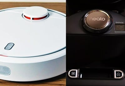 Xiaomi Robot Vacuum Vs Neato Botvac Connected Which Is
