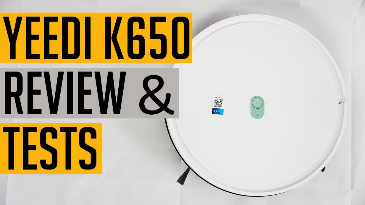 Yeedi K650 review
