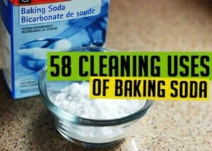 58 Cleaning Uses of Baking Soda