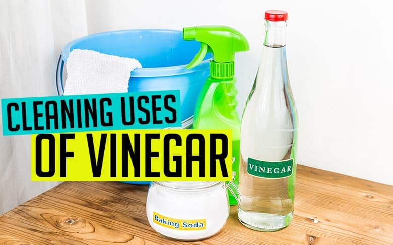 Cleaning Uses of Vinegar