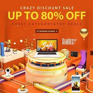 Crazy Discount Sale